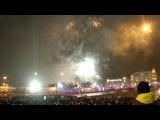 Новогодний салют в Москве 2013 г.
