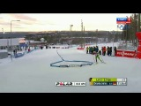 Кубок мира 2013/14. 1-й этап в Эстерсунде (Швеция). Гонка преследования. Женщины